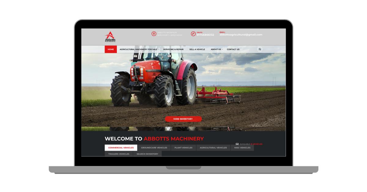 Abbotts Website